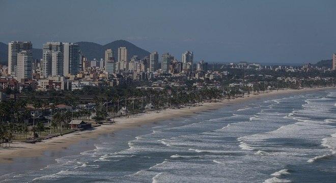 Vista do Guarujá