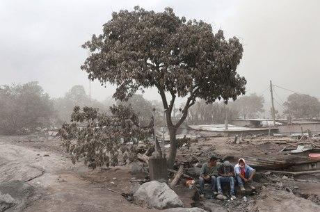 Ainda há desaparecidos após erupção do Vulcão de Fogo