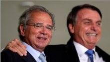 Bolsonaro afaga Guedes e diz não haver briga com Petrobras