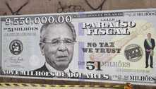 Protesto na Faria Lima põe Guedes em nota de US$ 9,5 milhões