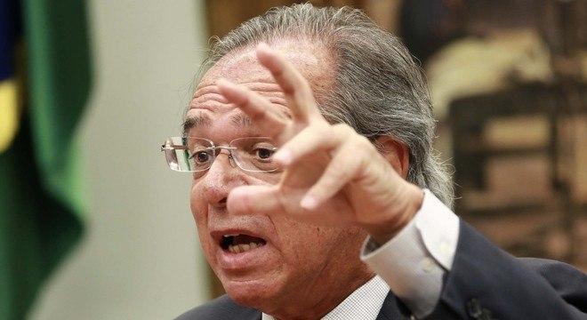 Paulo Guedes tem insistido em impacto fiscal positivo de pelo menos R$ 1 trilhão