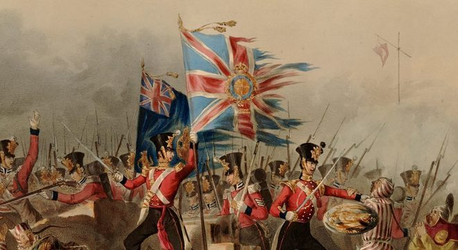 Guerra entre China e Grã-Bretanha