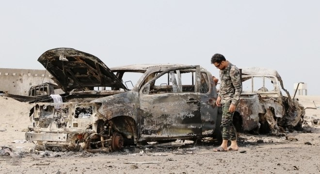 Iêmen vive guerra desde 2015