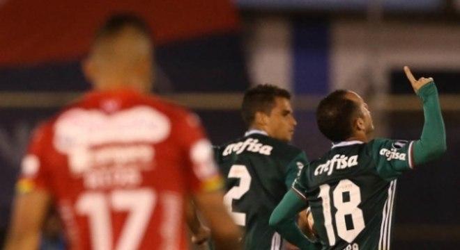 Guerra Jorge Wilstermann Palmeiras