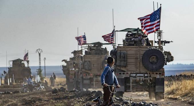 Em 2013, EUA recuaram na guerra
