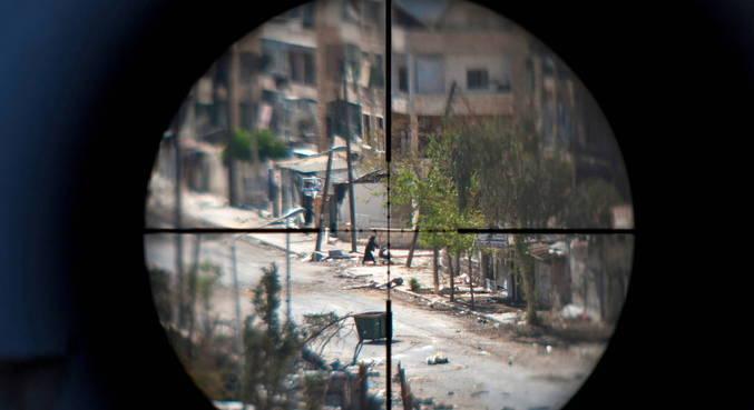 Com violência, grupos extremistas foram criadas e conquistaram territórios