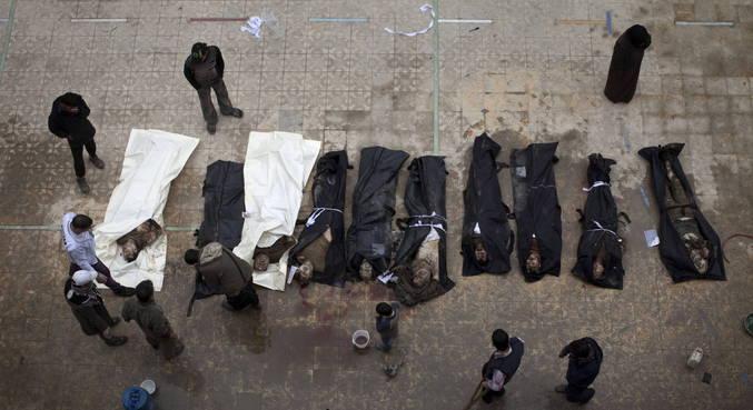 Guerra é disputada por rebeldes e governo de Bashar Al Assad