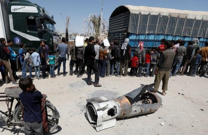 Guerra da Síria: inspeção em local de suposto ataque com gás é adiada
