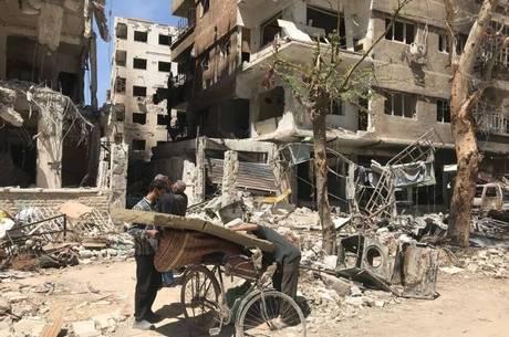 Opaq adiou inspeção em Douma prevista para hoje