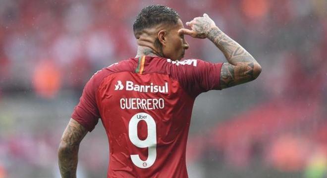 Pato precisa ter consciência. A grande estrela do Internacional é Guerrero
