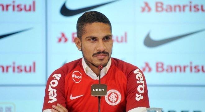 Guerrero sofreu nova derrota na Justiça da Suíça Crédito: Guilherme Testa / CP memória