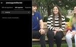 Após a divulgação do vídeo,João Augusto e Marina deixaram de se seguir no Instagram. De acordo com acolunista Keila Jimenez, do R7, a disputa pelos bens provocou um racha na famíliaVeja mais:Filhos de Gugu deixam de se seguir na web após racha por herança