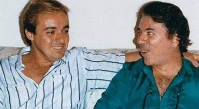 Gugu Liberato começou a carreira trabalhando para Silvio Santos
