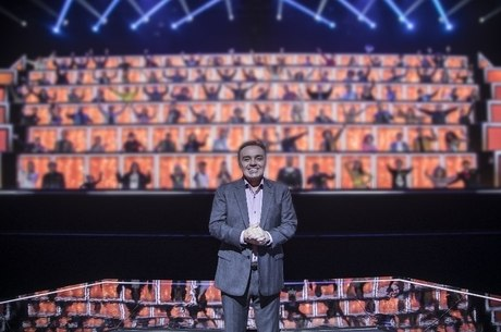 Gugu Liberato era o apresentador do 'Canta Comigo'