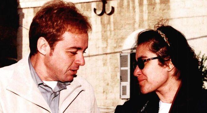 Gugu Liberato e Esther Rocha trabalharam juntos por 27 anos