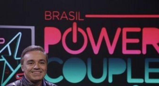 Gugu Liberato. Foto: Record TV/Divulgação