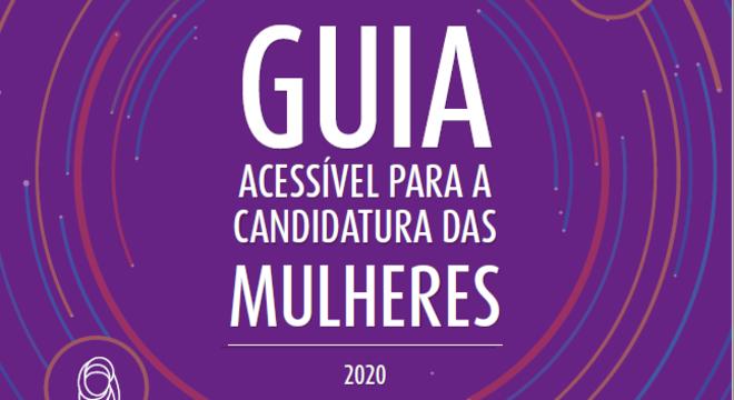 """Obra """"Guia acessível para a candidatura das mulheres"""""""