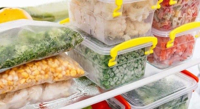Guia da Cozinha - 6 dicas para congelar todos os tipos de alimentos