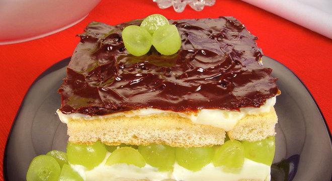 Guia da Cozinha - 9 sobremesas feitas com uvas que você precisa provar