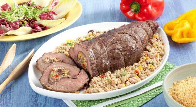 Guia da Cozinha - Aprenda a rechear carnes e garanta um menu festivo delicioso