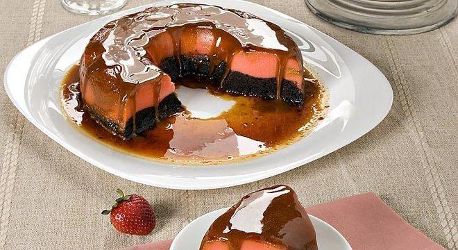 Guia da Cozinha - As melhores receitas de morango com chocolate para testar