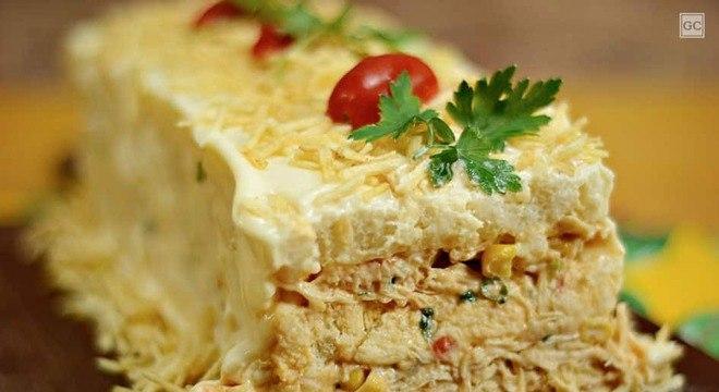 Guia da Cozinha - Bolo salgado: 7 opções fáceis para o dia a dia