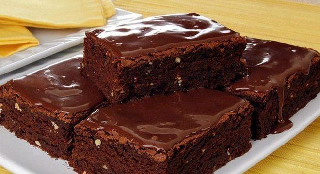 Guia da Cozinha - Brownie de Nutella®