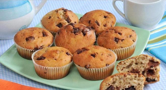 Guia da Cozinha - Cinco receitas de muffin doce que você precisa provar
