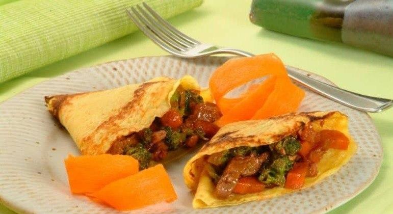 Guia da Cozinha - Cinco recheios diferentes e deliciosos de crepe para provar o quanto antes