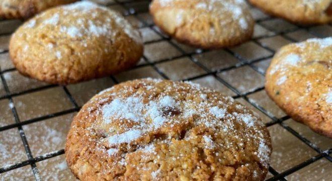 Guia da Cozinha - Cookies de Natal saudáveis para saborear com a família