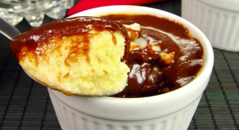 Guia da Cozinha - Crème brûlée com cobertura de Nutella® para inovar na sobremesa