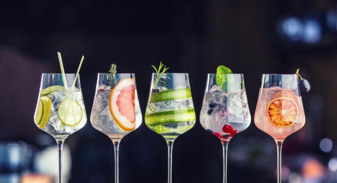 Guia da Cozinha - Drinks com Gin que são pura refrescância