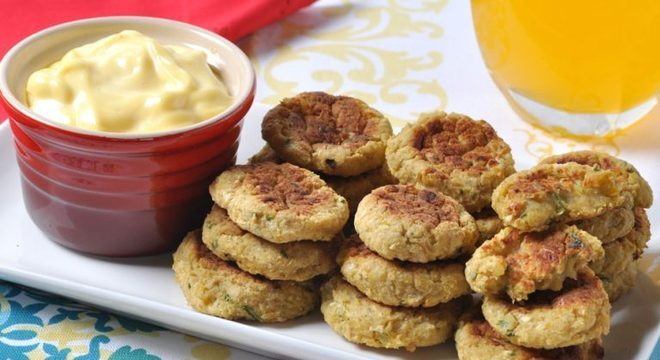 Guia da Cozinha - Falafel assado prático para uma refeição descomplicada e diferente