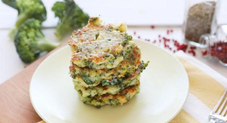 Guia da Cozinha - Galette de brócolis para um almoço rápido
