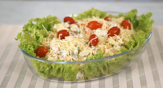 Guia da Cozinha - Maionese incrementada para um almoço em família