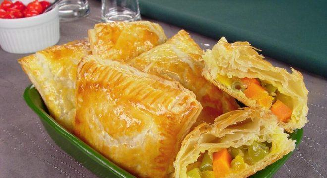 Guia da Cozinha - Massa folhada: 9 receitas salgadas para saborear