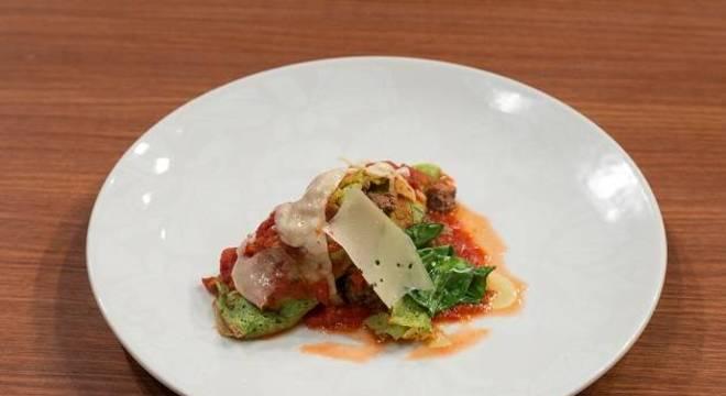 Guia da Cozinha - Panqueca de espinafre com carne: receita campeã do MasterChef 2020