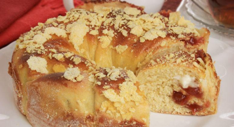 Guia da Cozinha - Pão de milho Romeu e Julieta: ideal para o lanche da tarde