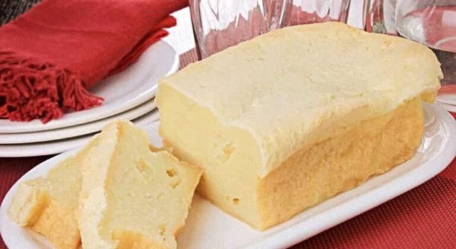 Guia da Cozinha - Pão de polvilho diferente e saboroso