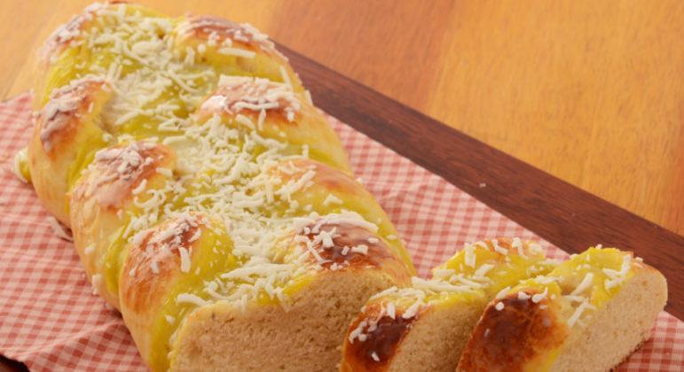 Guia da Cozinha - Pão doce de padaria para surpreender no café da manhã