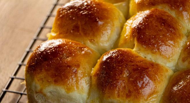 Guia da Cozinha - Pão travesseiro da Rafa: receita de pão macio e fofinho