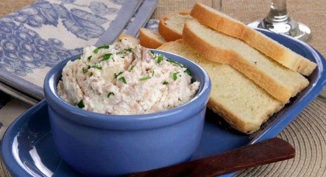 Guia da Cozinha - Patê de atum com cebola: pronto em 10 minutos
