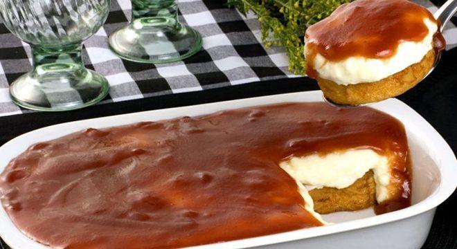 Guia da Cozinha - Pavê de rabanada: sobremesa criativa para as festas de final de ano
