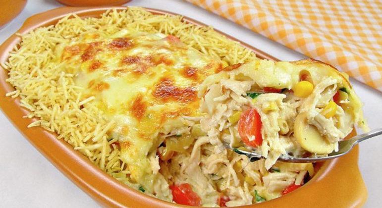 Guia da Cozinha - Pratos gratinados deliciosos para provar o quanto antes