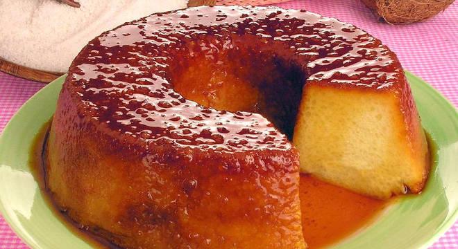 Guia da Cozinha - Pudim de tapioca: 5 receitas para aproveitar com a família