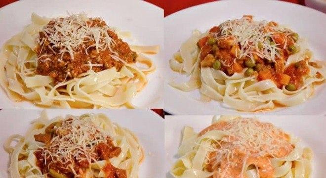 Guia da Cozinha - Quatro molhos de tomate fáceis de fazer