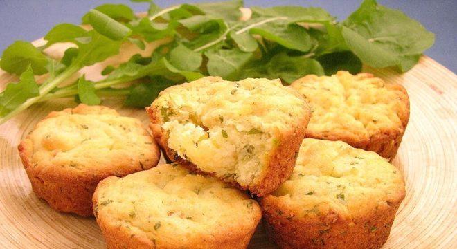 Guia da Cozinha - Quatro receitas saborosas e diferentes de muffin salgado para provar e aprovar!