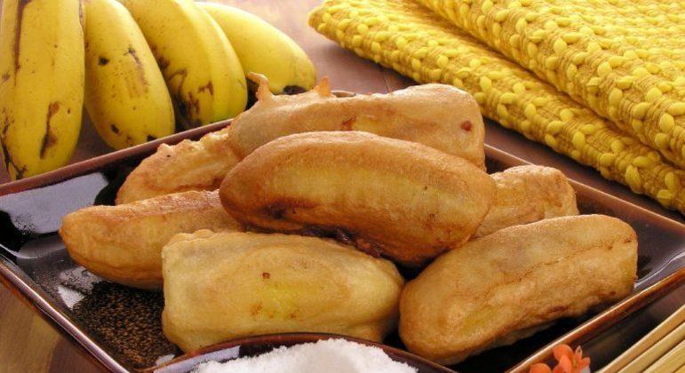 Guia da Cozinha - Receita de banana frita prática e deliciosa