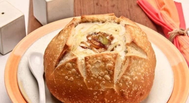 Guia da Cozinha - Receitas com pão italiano para um jantar a dois