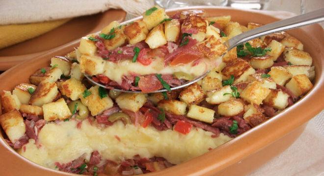 Guia da Cozinha - Receitas com queijo coalho para o almoço
